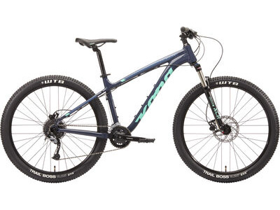 Kona Fire Mountain Charcoal Blue