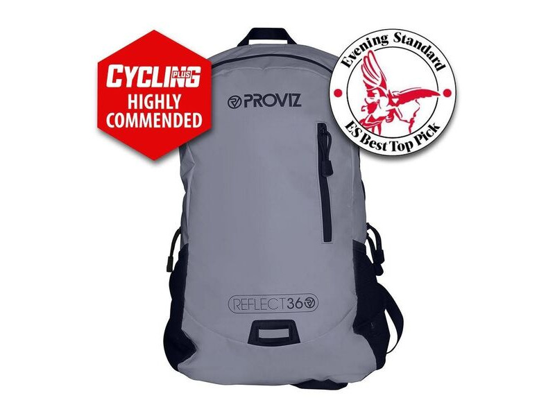Proviz Reflect 360 Cycling Backpack click to zoom image