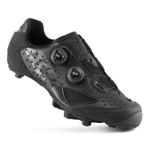 LAKE MX238 Carbon MTB Shoe Black