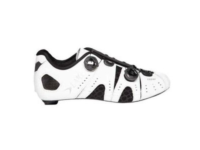 LAKE CX241 CFC Road Shoe White Wide Fit