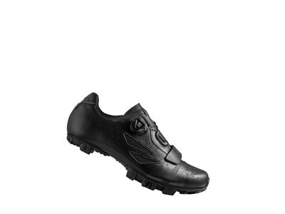 LAKE MX176 MTB Shoe Wide Fit Black/Grey
