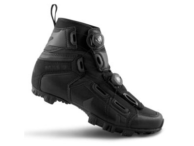 LAKE MX145 MTB Boot Black