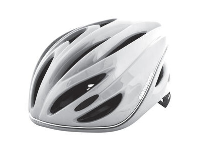 Oxford Metro-Glo Helmet White
