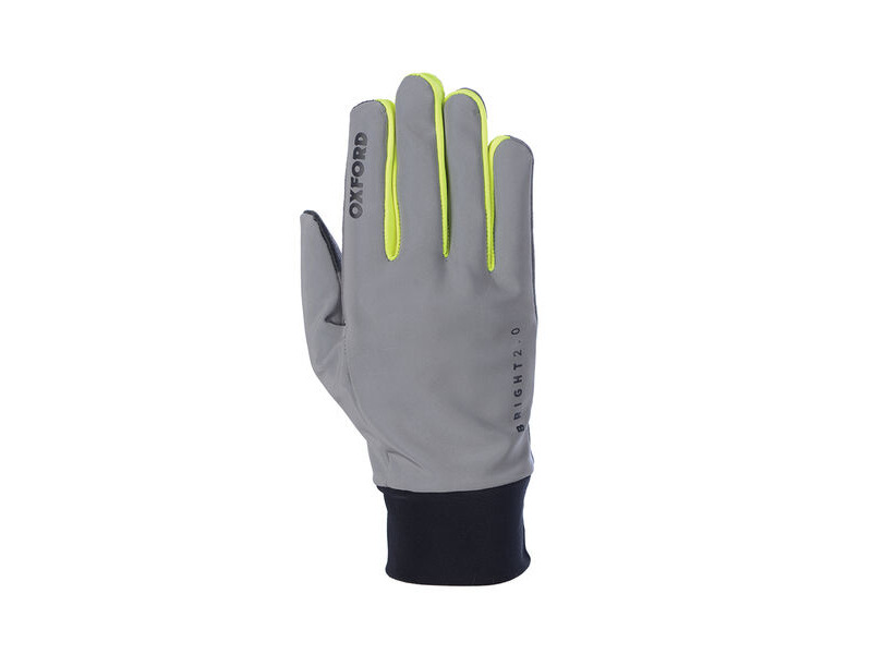 Oxford Bright Gloves 2.0 Black click to zoom image