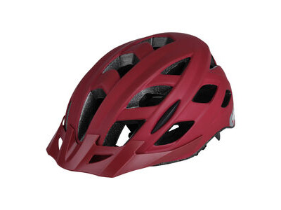 Oxford Metro-V Helmet Matt Red