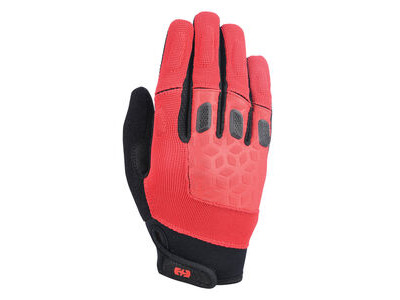 Oxford North Shore Gloves Red