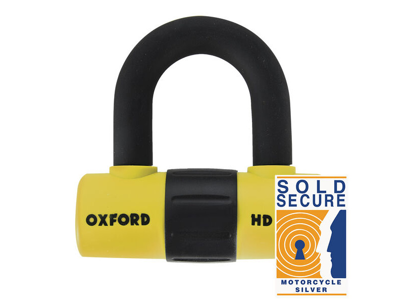 Oxford HD MAX YELLOW click to zoom image