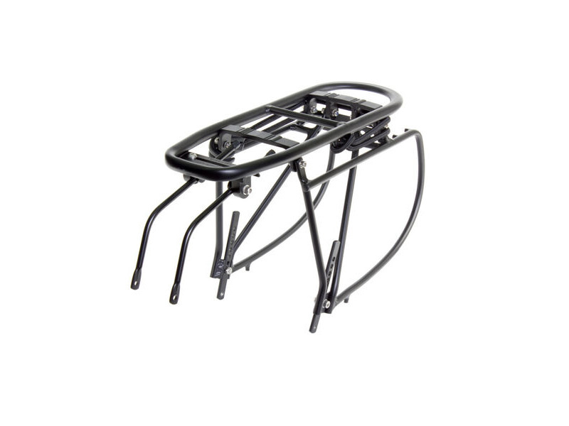 Tern Cargo Rear Rack Black click to zoom image