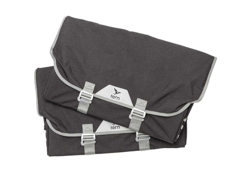 Tern GSD Cargo Hold Panniers click to zoom image