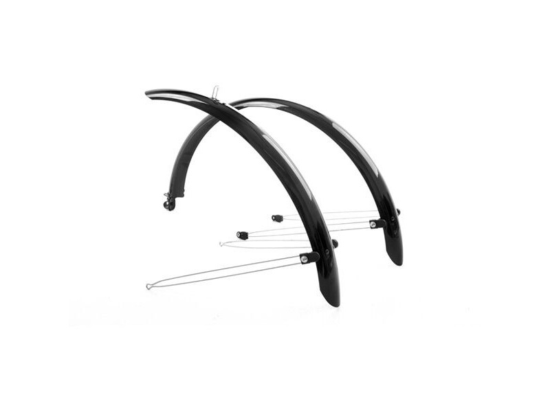 M Part Commute full length mudguards 700 x 55mm black click to zoom image
