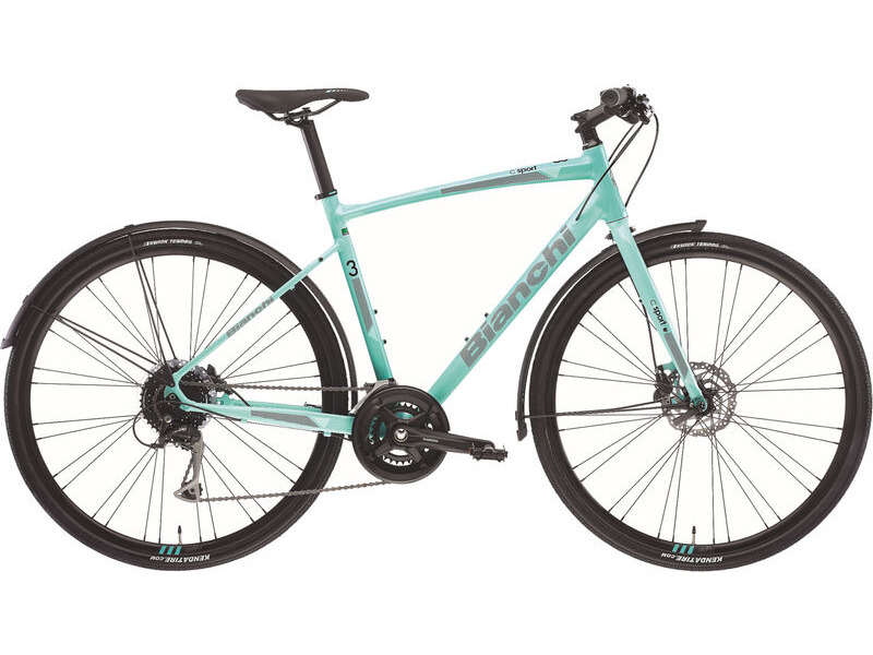 Bianchi C-Sport 3 Gent click to zoom image