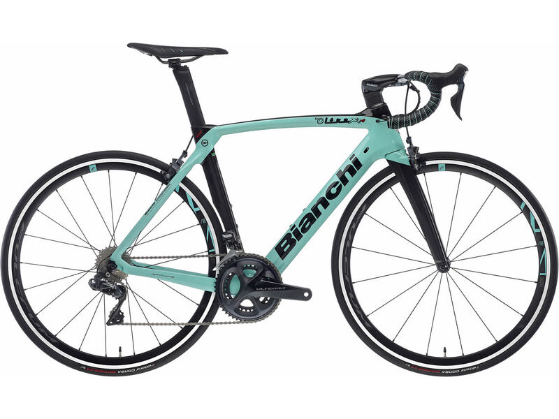 Bianchi Oltre XR4 CV - Ultegra Di2 click to zoom image