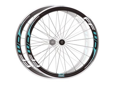 Fast Forward Wheels F4R Ltd Edition Bianchi Celeste Wheelset