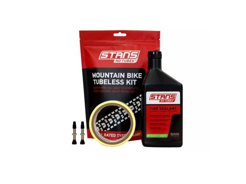 Stan's NoTubes MTB Tubeless Kit click to zoom image