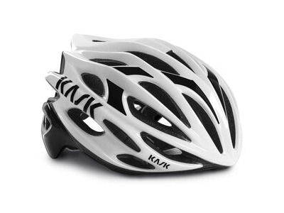 Kask Mojito Medium White/Black  click to zoom image