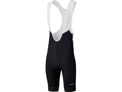 Shimano Men's Breakaway Bib Shorts, Black