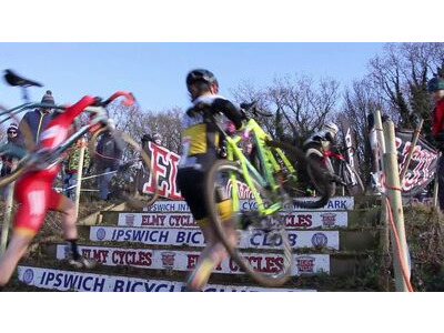 Big Bike Bash CrissCross - Cyclo Cross Races Under 16yrs Futurestars