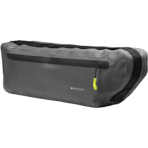 Madison Caribou waterproof frame bag, welded seams and wterproof zips, medium