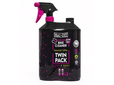 Muc-Off 1 Litre Twin Pack